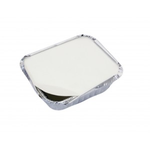No. 2 Aluminium Foil Containers-Foil Containers & Lids-Oh My Packaging